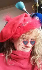 Tamara, our resident Red Beret nurse